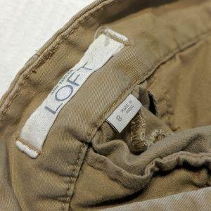 LOFT Shorts - Ann Taylor Loft Khaki Shorts in Size 8